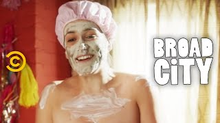 Download Hack Into Broad City - Spa Day - Uncensored Video