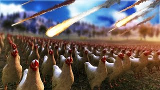 Download 50,000 CHICKENS VS. NUCLEAR BOMB | Ultimate Epic Battle Simulator #3 Video