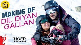 Download Making of Dil Diyan Gallan Song   Tiger Zinda Hai   Salman Khan   Katrina Kaif Video