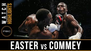 Download Easter vs Commey HIGHLIGHTS: September 9, 2016 - PBC on Spike Video