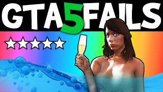 Download GTA 5 FAILS – EP. 30 (GTA 5 Funny Moments compilation online Grand theft Auto V Gameplay) Video