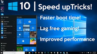 Download How to Speed Up Your Windows 10 Performance (best settings) Video