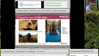 Download Initial results from PICSA in Ghana, Rwanda, Malawi and Tanzania - Graham Clarkson Video