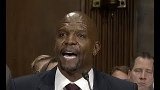 Download Actor Terry Crews EXPOSES Hollywoods DIRTIEST secrete to Congress Video