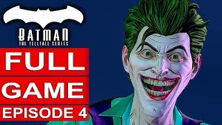 Download BATMAN Telltale SEASON 2 EPISODE 4 Gameplay Walkthrough Part 1 FULL GAME [1080p HD] No Commentary Video