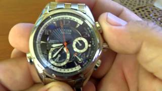 Download Citizen Eco-Drive Minute Repeater Cal. 9000 Video