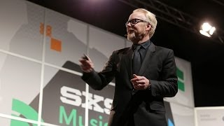Download Adam Savage's SXSW 2014 Keynote: Art and Science Video