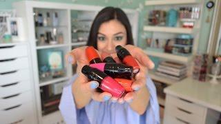 Download Lancôme Matte Shakers Liquid Lipsticks | Review + Swatches Video