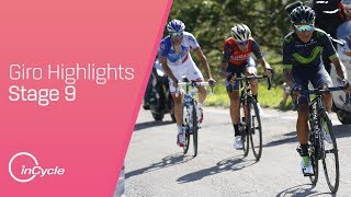 Download Giro d'Italia: Stage 9 - Highlights Video
