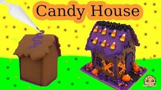 Download Make A Halloween Haunted Cookie House - Wilton DIY Food Craft Fun Kit Cookieswirlc Video Video