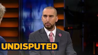Download Nick Wright argues that people are panicking about Aaron Rodgers   UNDISPUTED Video