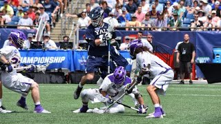 Download Every Caused Turnover from the 2018 NCAA Lacrosse Playoffs Video