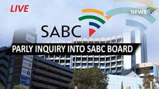 Download Ad Hoc Committee on the SABC Board Inquiry, 24 February 2017 Video