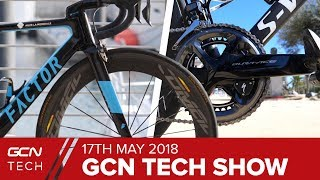 Download Better Frame Vs Better Gears, Which Should You Choose? | The GCN Tech Show Ep. 20 Video