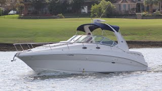 Download 2006 Sea Ray 320 Sundancer Boat For Sale at MarineMax Dallas Yacht Center Video