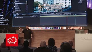 Download After Effects for Motion Graphics & VFX (NAB Show 2017) | Adobe Creative Cloud Video