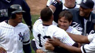 Download A-Rod's CRUSHES walk-off slam lands in bleachers Video