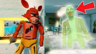 Download ANIMATRONICS vs MONSTER MYSTERY (GTA 5 Mods For Kids FNAF Funny Moments) RedHatter Video