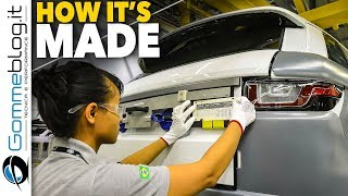 Download Range Rover Evoque (END Series) - CAR FACTORY - How It's Made SUV Assembly Video