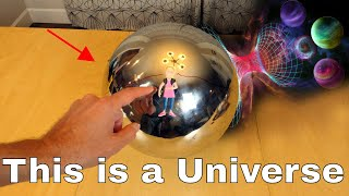 Download What Shape is Our Universe? Weird Experiment Shows What Happens In Universes With Different Shapes Video
