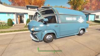 Download Fallout 4 - What Happens if I Don't Run to the Vault? Video