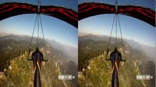 Download Hang Gliding With The GoPro 3D Video