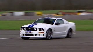 Download Mustang GT500 Power Lap   The Stig   Top Gear Video