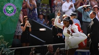 Download Serena Williams vs Camila Giorgi | Wimbledon 2018 | Full Match Video