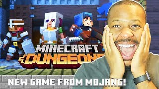 Download MINECRAFT DUNGEONS COMING 2019 Video