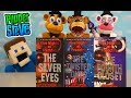 Download Five Nights at Freddy's Plush Storytime BOOK Collection! Twisted Ones, Fourth Closet, Silver Eyes Video