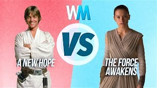 Download A New Hope Vs The Force Awakens Video