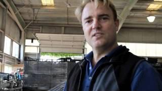 Download Greenhouse robots at Ivy Acres in Calverton Video