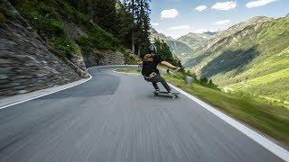 Download Raw Run || Scenic Descent in Austria Video