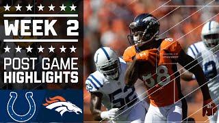 Download Colts vs. Broncos   NFL Week 2 Game Highlights Video
