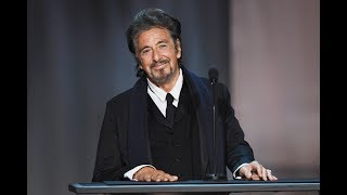 Download Al Pacino recalls memories of Diane Keaton Video