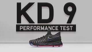 Download Nike KD 9 Performance Test Video