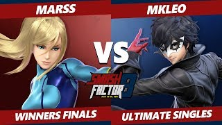 Download SF8 SSBU - FOX | MkLeo (Joker) Vs. PG | Marss (ZSS) Smash Ultimate Tournament Winners Finals Video