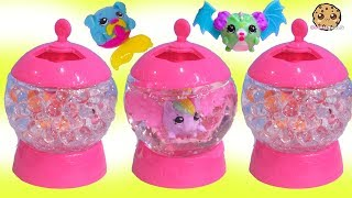 Download Orbeez Wow World Wowzer Surprise Water Animals In Blind Bag Globes ! Video