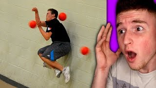 Download This kid has the worlds fastest reflexes.. Video