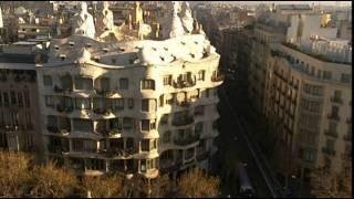 Download Architecture 15 of 23 Antoni Gaudi The Casa Mila Video