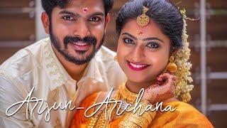 Download Kerala Best Hindu Wedding Highlights 2019 /ARJUN ARCHANA Video