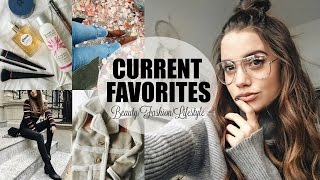 Download CURRENT FAVORITES | Beauty, Fashion & Lifestyle Essentials! Video