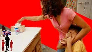 Download Mother Shoves Soap In Kid's Mouth | Supernanny Video