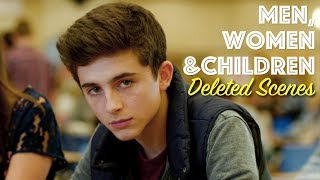 Download Timothée Chalamet - Men, Women & Children (2014) [Deleted Scenes] Video