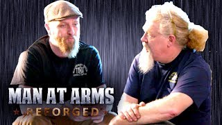 Download Ask A Blacksmith - Kerry - MAN AT ARMS: REFORGED Video