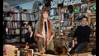 Download Florence + the Machine: NPR Music Tiny Desk Concert Video