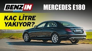 Download Mercedes E180 Test Sürüşü 2017 | 100 km'de kaç litre yakıyor? Video