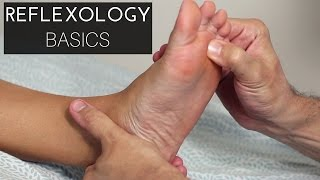 Download Massage Tutorial: Reflexology basics, techniques, & routine Video