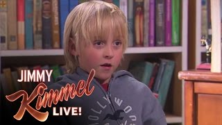 Download Jimmy Kimmel Talks to Kids - What's the Difference Between a Boy & a Girl? Video