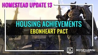 Download ESO Achievements - Ebonheart Pact Video